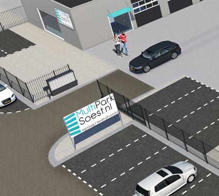 Multipark_Soest_entree-hek-beveiligd